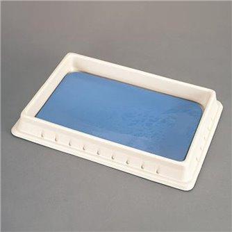 Standard Dissecting Pan (polyethylene) & Pad