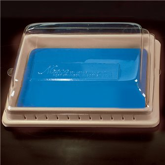 Deluxe Dissecting Set - Pan (polyethylene), Flex-Pad & Cover