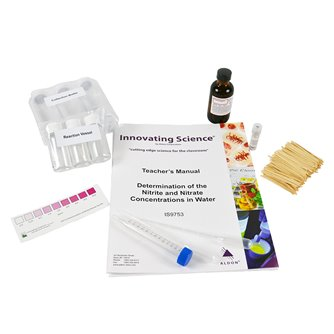Determination of Nitrite & Nitrate Test