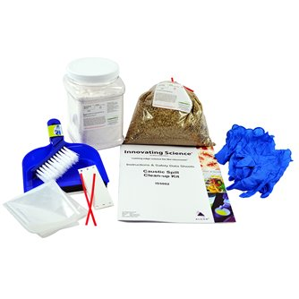 Caustic Spill Clean Kit