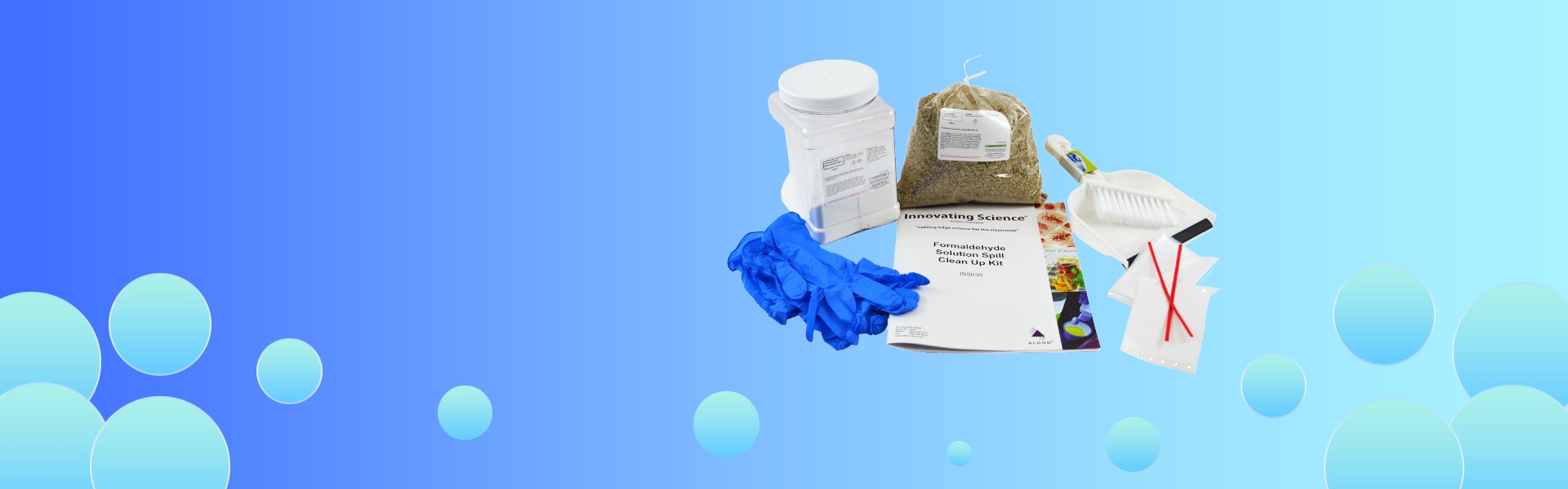 Lab Cleanup Kits